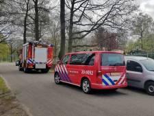 Gaslek door graafwerkzaamheden in Oisterwijk