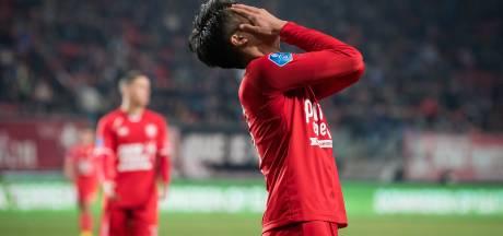 Opnieuw nederlaag FC Twente, vierde op rij