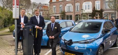 Dit accusysteem in Utrecht fungeert als buffer voor pieken in stroomverbruik