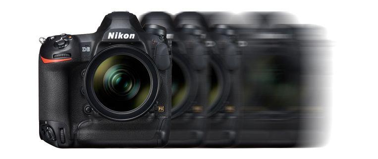 Nikon D6 Beeld