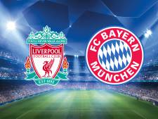 LIVE | Liverpool met Wijnaldum in de basis tegen Bayern