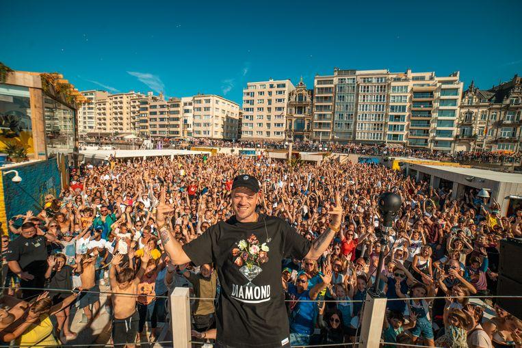Gers Pardoel lokt duizenden mensen naar het Q-Beach House