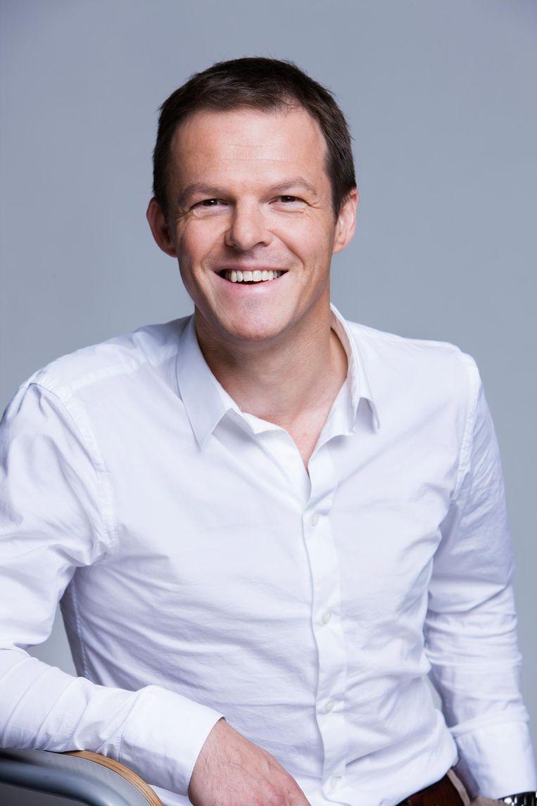 Alco de Jong, algemeen directeur van Discovery Networks Benelux. Eurosport is onderdeel van de zendergroep Beeld Eurosport