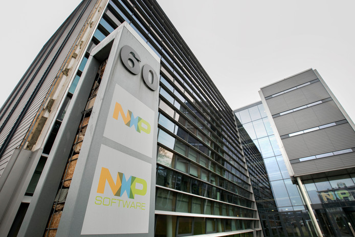Eindhoven NXP op High Tech Campus.