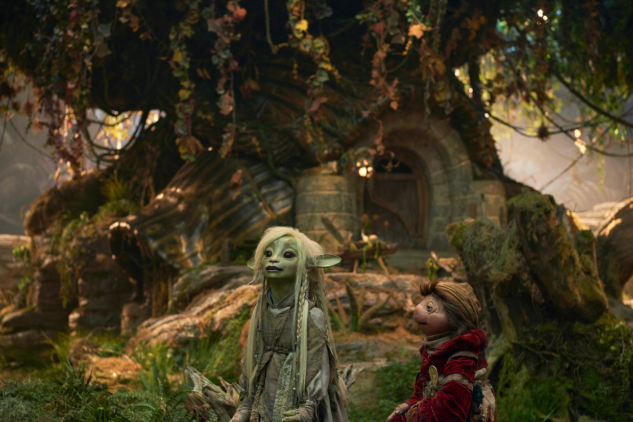 The Dark Crystal: Age of Resistance, de nieuwe serie over de fantasiewereld Thra op Netflix.