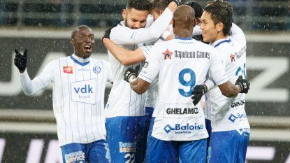 AA Gent maatje te groot voor Lokeren in Oost-Vlaamse derby: 3-0