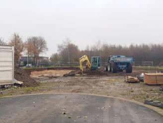 Obussen gevonden op terrein AZ Alma: bouwwerken even stilgelegd
