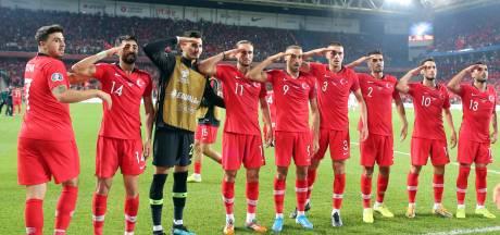 Spanning rond wedstrijd Frankrijk-Turkije: 'Politieke signalen verboden'