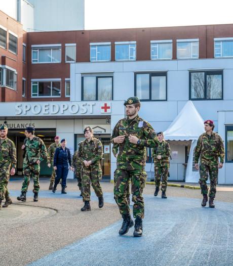 RIVM: Nauwelijks stijging ziekenhuisopnames door corona in Gelderland