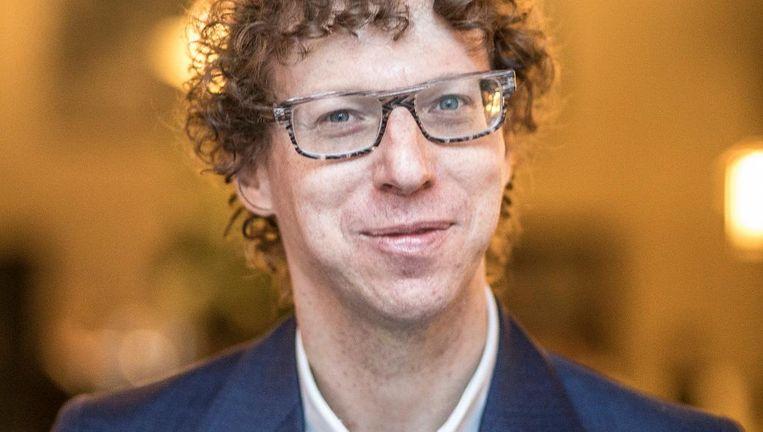 Arnon Grunberg. Beeld  Marlena Waldthausen