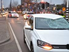 Fietser geschept in Eindhoven, bestuurder aangehouden