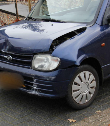 Gewonde en veel blikschade na ongeluk in Rijssen