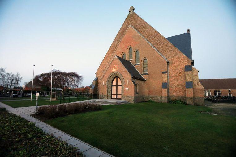 Kerk De Mokker.
