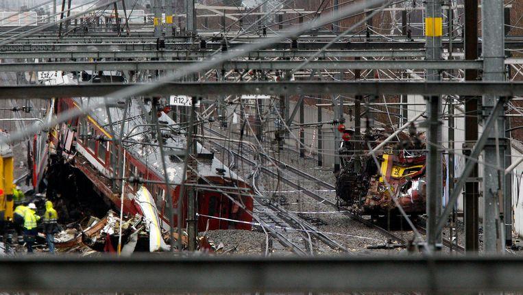 Treinramp van Buizingen