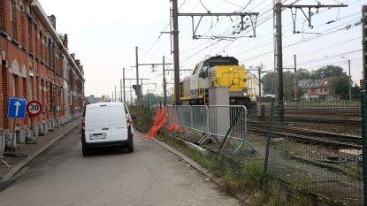Infrabel voert nachtwerken uit langs spoorlijn 96