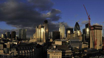 Britse economie op rand van recessie