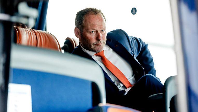 'De geloofwaardigheid van het Nederlandse voetbal staat op het spel' Beeld anp