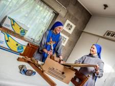 Komen er zusters te wonen op Begijnhof Breda?