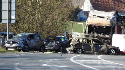 Truckchauffeur die dodelijk ongeval veroorzaakte in Oosterzele  aangehouden na positieve drugstest