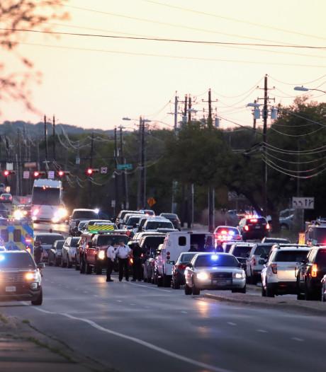 Verdachte bompakketten Austin blijkt 23-jarige blanke Texaan
