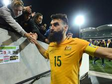 Australië mist captain Jedinak in cruciale WK-kwalificatieduels