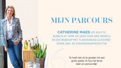 Het hobbelige pad naar succes van Catherine Maes, oprichtster van Bubbles at Home