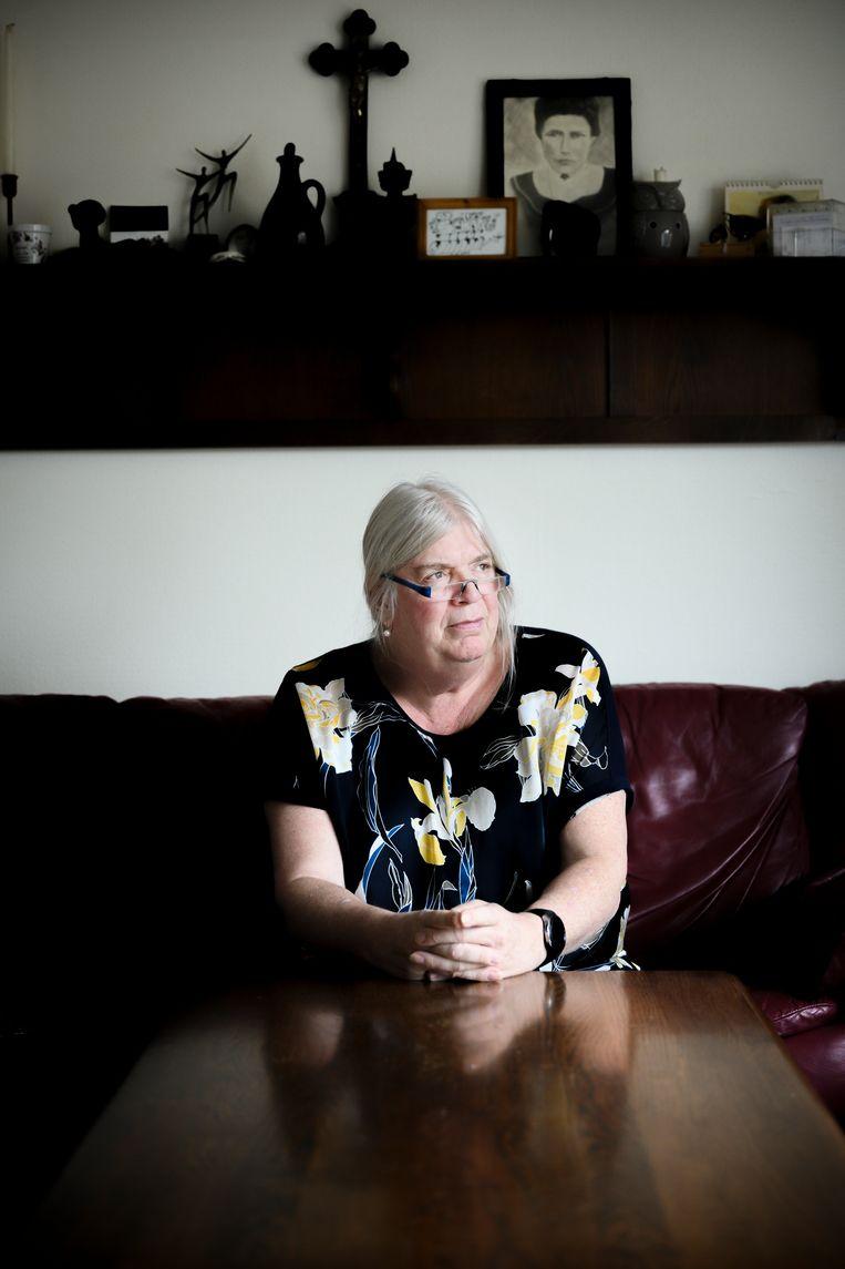 Rhianna Gralike: 'Ik ben tot diep in mijn ziel gekrenkt'. Beeld Bram Petraeus