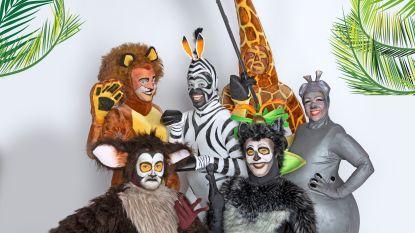 Zò ziet de beestige cast van 'Madagaskar, de Musical' eruit