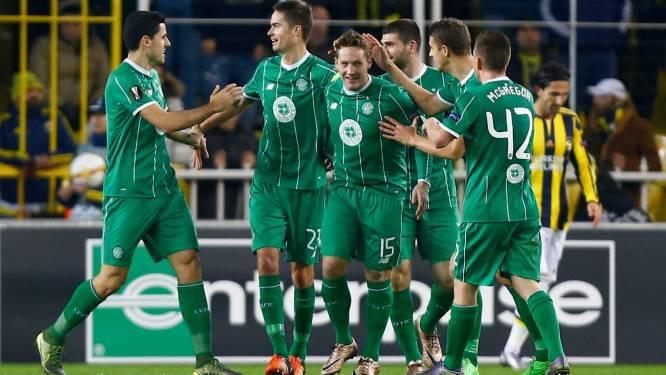 UEFA beboet Celtic voor ongepast gedrag spelers en vuurwerk fans