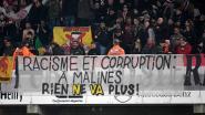 """""""Racisme en corruptie: in Mechelen deugt niets meer"""": fans Standard pakken uit met protestactie"""