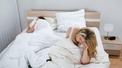 """Probleemslaper Dominique (48) volgde online therapie tegen slapeloosheid: """"Ik durfde eindelijk de heilige 8 uur slaap loslaten"""""""
