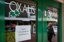 Oxalis sloot in 2015 definitief de deuren.