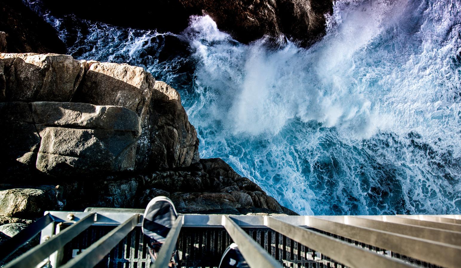 Hoogtevrees? Blijf vertrouwd met grote hoogtes, zegt psycholoog Jan van den Berg.