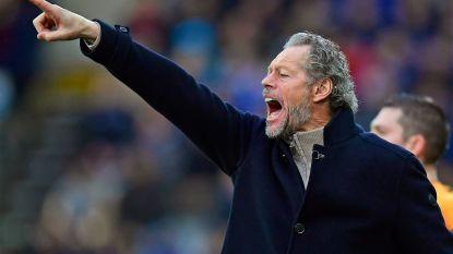 """Michel Preud'homme over blessurelast bij Standard: """"We zullen oplossingen moeten vinden"""""""