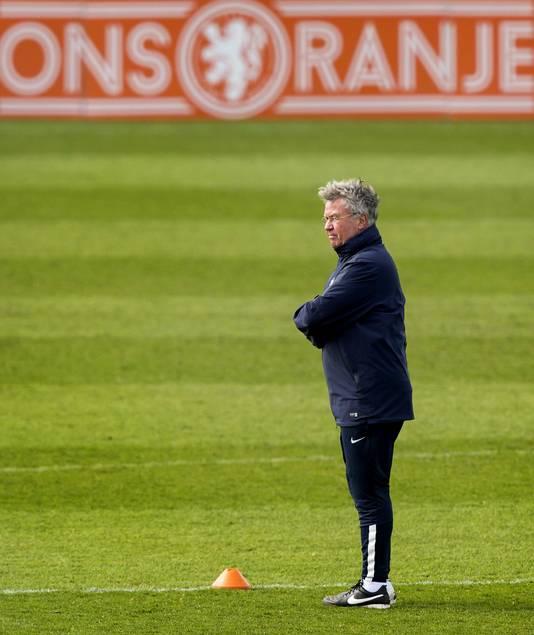 Guus Hiddink.