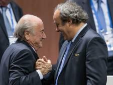 Platini et Blatter désormais poursuivis pour escroquerie