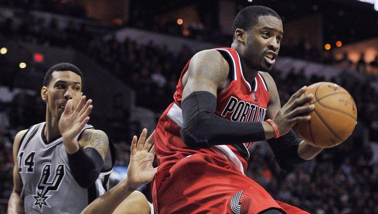 NBA-titelhouder San Antonio Spurs slaagde erin om twee keer op rij het onderspit te delven in de derde verlenging.