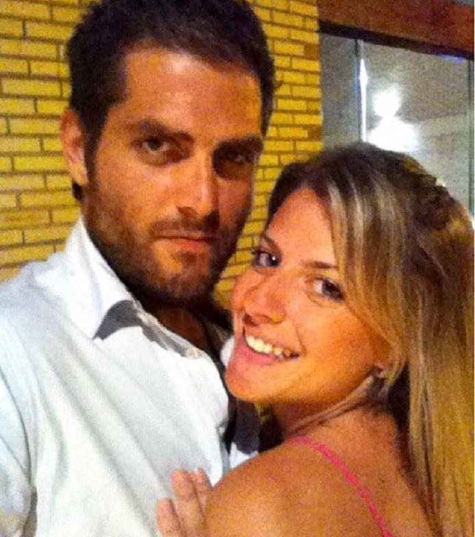 Mazzi met Milena, de vrouw die zijn leven definitief op het juiste spoor zette.
