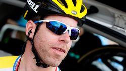 Bram Tankink stapt af in Giro