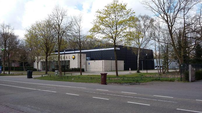 De Banninghal in Soesterberg.