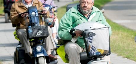 Poetshulp, rollators en scootmobielen dure grap voor Lingewaard