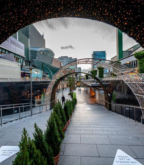 Fijn lichtpuntje: in de Koopgoot is het alweer kerst