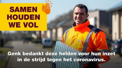 Nieuwe campagne zet helden van de coronacrisis in de kijker