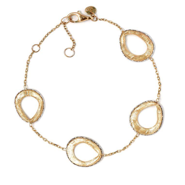 Gouden armband, € 685 Beeld null