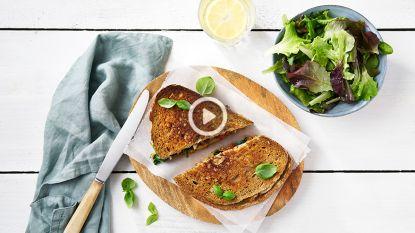 Comfortfood op maandag: een bourgondische boerencroque
