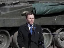 Estland nerveus over Russische legeroefening