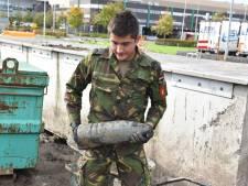 Werkzaamheden aan Zwaansheulbrug gestaakt na vondst granaten