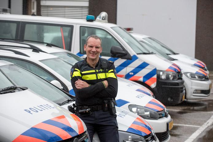 Algemeen Commandant Jaarwisseling Politie Uitdagen En Brandjes