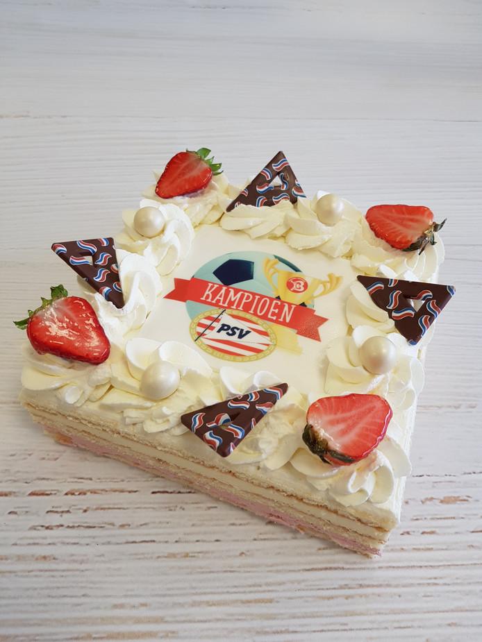De PSV-taart