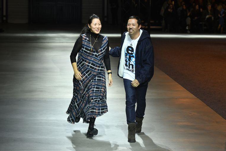 Carol Lim en Humberto Leon hebben het hippe label Opening Ceremony opgericht in 2002.